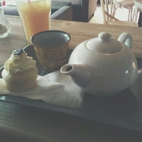 Photo taken at Small Change Coffee by Lucie P. on 9/1/2014