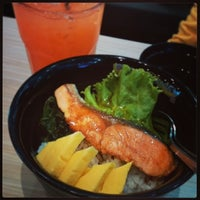Photo taken at Oishi Ramen by Sittichoke D. on 3/9/2014