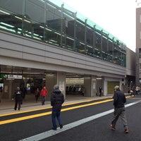 Photo taken at Urawa Station by Yoichi M. on 3/31/2013