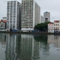Photo taken at Rua Da Aurora by Projeto A. on 2/5/2014