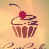 Photo taken at CupCakeCafe by Anna K. on 2/12/2014
