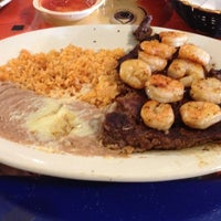Photo taken at Vallarta's Mexican Restaurant by Louie O. on 6/14/2013