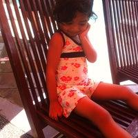 Photo taken at Nirmala Swimming Pool by Millna D'lia yusuf M. on 1/26/2014