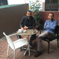 Photo taken at Adin Cafe & Patisserie by Ahmet Ş. on 11/10/2015