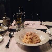 Снимок сделан в Milano Café пользователем Vladimir K. 11/29/2014