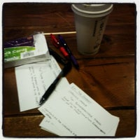 Photo taken at Starbucks by Chad W. on 2/1/2013