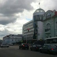 Photo taken at Улица Пушкина by Yuri R. on 8/5/2015