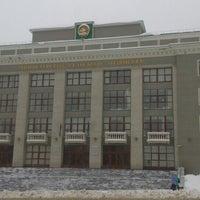 Photo taken at Улица Пушкина by Yuri R. on 1/16/2016