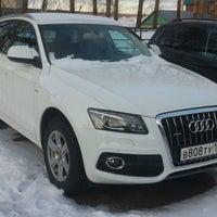 Photo taken at Audi (АвтоПремьер) by Yuri R. on 3/20/2014