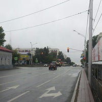 Photo taken at Улица Пушкина by Yuri R. on 8/20/2015