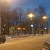 Photo taken at Улица Тукаева by Yuri R. on 1/27/2016