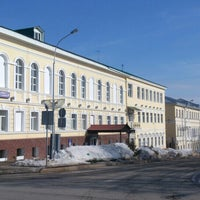 Photo taken at Улица Тукаева by Yuri R. on 3/7/2016