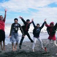 Photo taken at Pantai Kuwaru by Muhammad A. on 2/23/2014