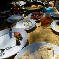 Photo taken at deniz restaurant by Melissa K. on 9/21/2014