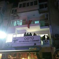 Photo taken at ODTÜ Ege Mezunlar Derneği by Emine G. on 11/3/2015
