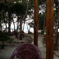 Photo taken at Jungle Jeanie By The Sea by Cara S. on 5/8/2015