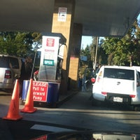 Photo taken at Costco Gas by Mary B. on 11/8/2012