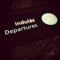 Photo taken at Terminal 2B by Gyurex on 12/1/2012