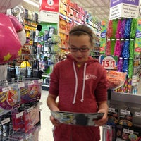 Photo taken at Party City by Chris R. on 4/27/2013