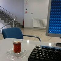 Photo taken at QNB Finansbank by Özden A. on 7/7/2017
