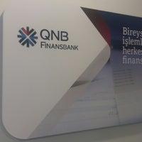 Photo taken at QNB Finansbank by Özden A. on 6/23/2017