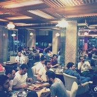 Photo taken at Meşreb Cafe by Mehmet C. on 7/17/2014
