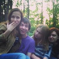 Photo taken at Зона Релакса by Lina H. on 5/17/2014