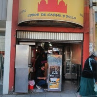 Photo taken at Gyros Sultan by Pietro Paolo G. on 8/16/2014