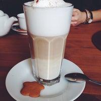Photo taken at Jaga Cafe by Natalia S. on 1/25/2014