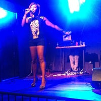 Photo taken at Voltage Lounge by Pinky B. on 9/21/2013