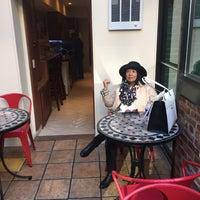 Photo taken at Chelsea Pines Inn by Devin B. on 11/18/2016