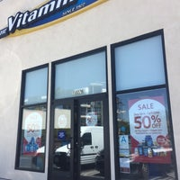 Photo taken at The Vitamin Shoppe by Devin B. on 4/14/2017