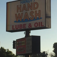 Photo taken at Handy J Car Wash by Devin B. on 2/28/2016