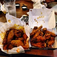 Photo taken at Buffalo Wild Wings by Cameron K. on 3/23/2014