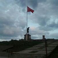 Photo taken at Kocatepe Anıtı by Deniz T. on 5/8/2016