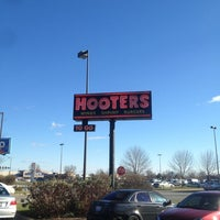 Photo taken at Hooters by Jonathan K. on 11/23/2013