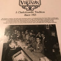 Photo taken at The Virginian Restaurant by Lori N. on 7/5/2017