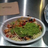 Photo taken at Chipotle Mexican Grill by Shane on 12/4/2012