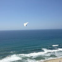 Photo taken at Black's Beach by Jared F. on 5/18/2013
