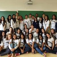 Photo taken at Fundação Bradesco - Academia Cisco by Larissa M. on 12/1/2014