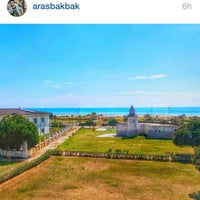 Photo taken at Serikspor Tesisleri by Aras B. on 5/4/2015