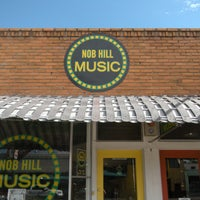 Photo taken at Nob Hill Music by Nob Hill Music on 1/25/2014