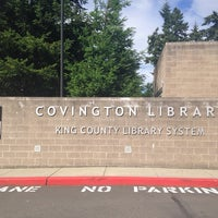 Photo taken at KCLS Covington Library by Kim A. on 6/19/2014