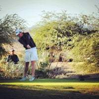 Photo taken at Aguila Golf Course by Michael J. on 11/6/2014