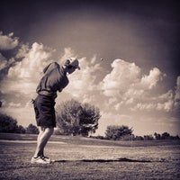 Photo taken at Aguila Golf Course by Michael J. on 10/27/2014
