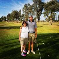 Photo taken at Desert Mirage Golf Course by Michael J. on 4/13/2015