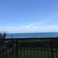 Photo taken at Atlantic Grille at Hammock Beach by AnnMarie K. on 7/14/2014