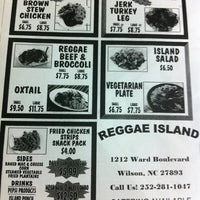 Photo taken at Reggae Island by Steven S. on 2/26/2013