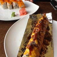 Photo taken at Avocado California Roll and Sushi by Joseph C. on 8/29/2013