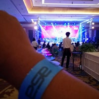 Photo taken at Grand Diamond Ballroom by Thanapong P. on 5/6/2017